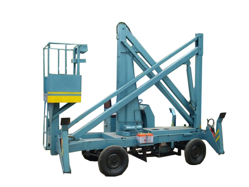 12米车载曲臂式收米直播足球直播吧平台